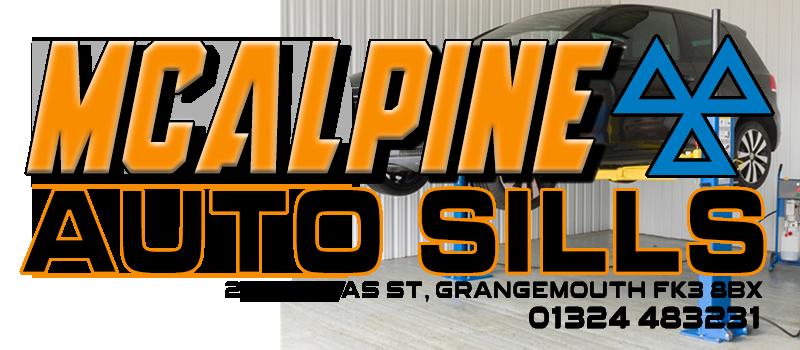 McAlpine Auto Sills McALpine Auto Sills - Sponsor of the 2021 Ninja Kart European Championship