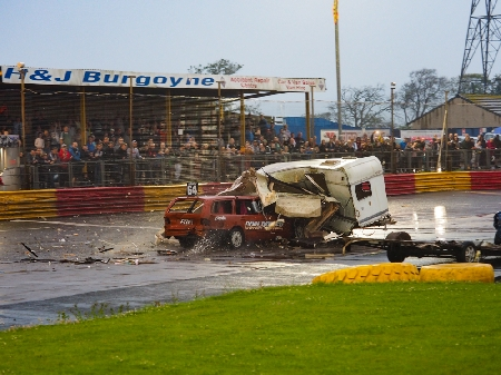 Purchase advance discount tickets for our Caravan Demolition Derby event on Saturday 13th June 2020.<br />