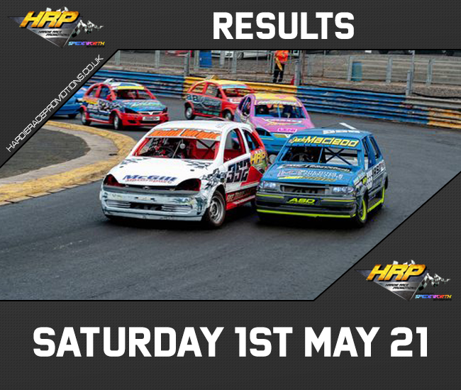 Saturday 1st May Results