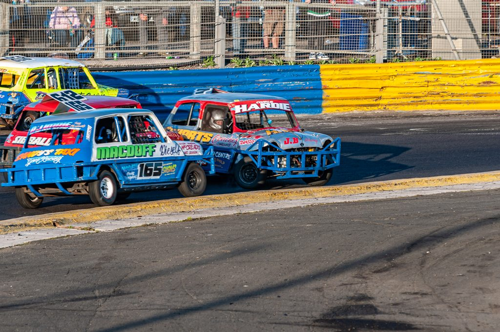 Hegg Dominates As He Claims Scottish Title