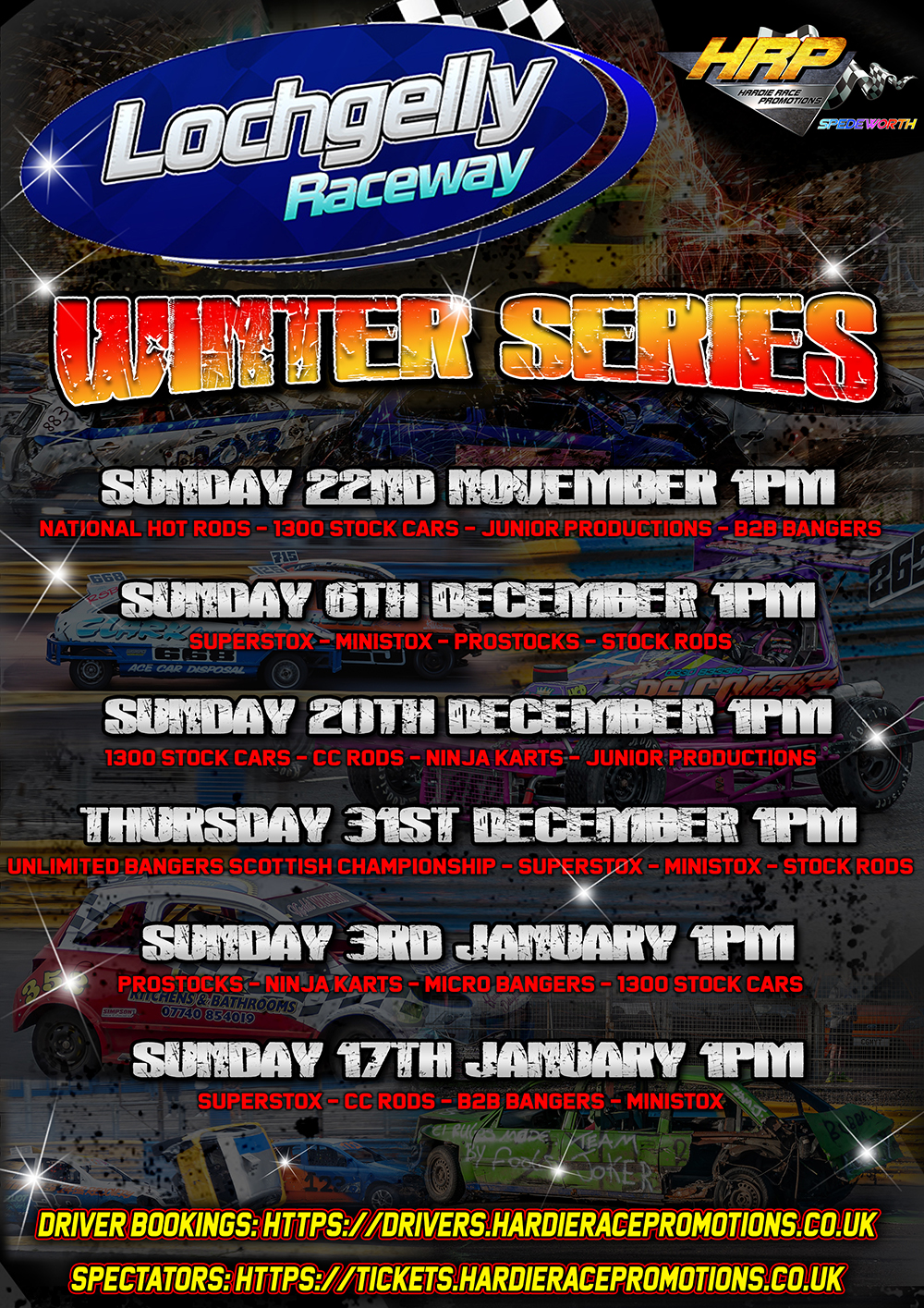 HRP Winter Series