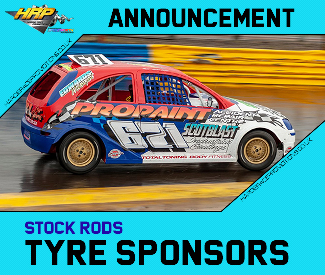 2021 Stock Rods at HRP