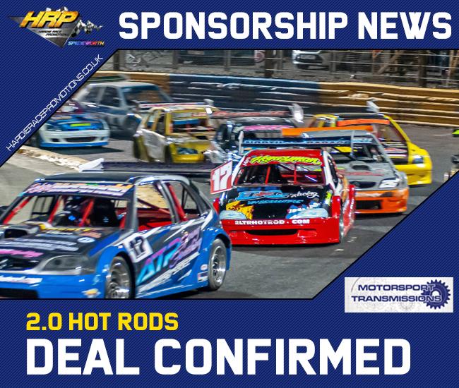 2.0 Hot Rod Sponsorship