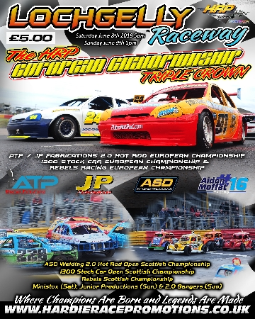 Limited availability of the War of the Worlds weekender race programme from the 2019 season, featuring the Superstox and Stock Rods World Championships