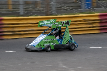 Open Practice at Lochgelly Raceway, Sunday 12th July 2020, 11am - 4pm. In line with regulations, only 1 helper with each driver.
